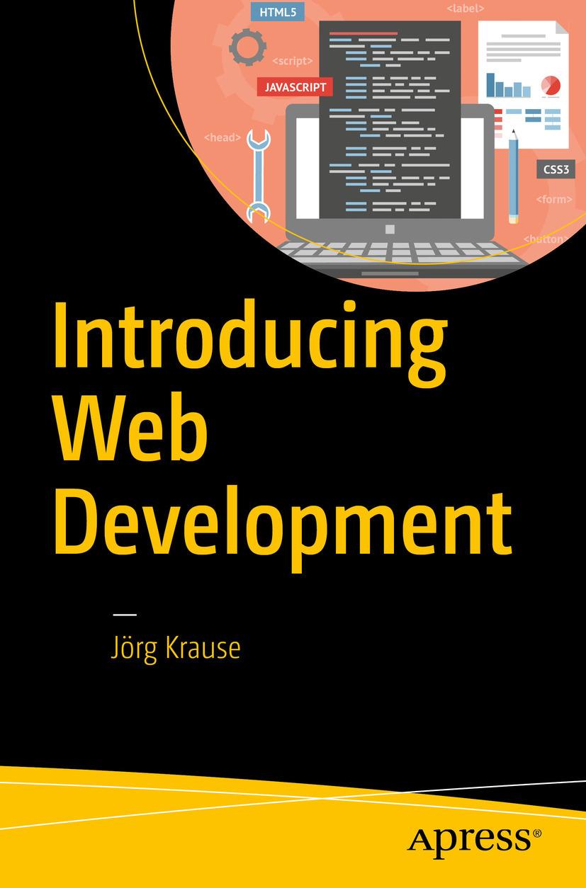 Krause, Jörg - Introducing Web Development, ebook