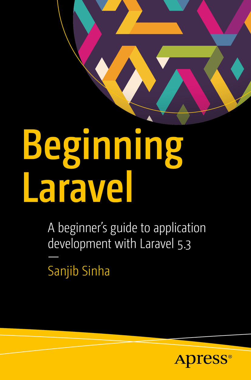 Sinha, Sanjib - Beginning Laravel, ebook