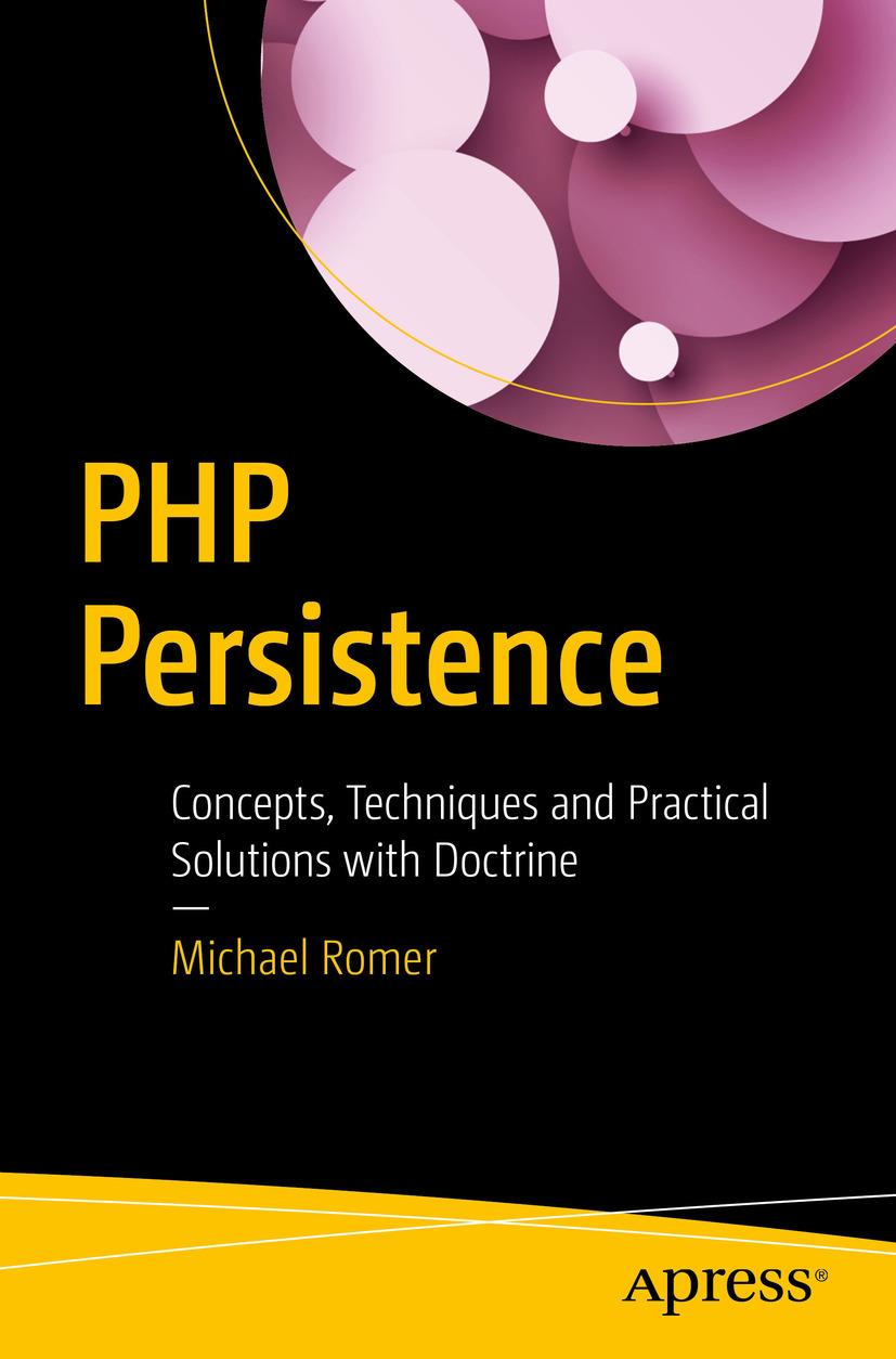 Romer, Michael - PHP Persistence, ebook
