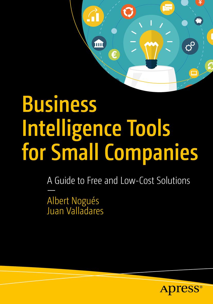Nogués, Albert - Business Intelligence Tools for Small Companies, ebook