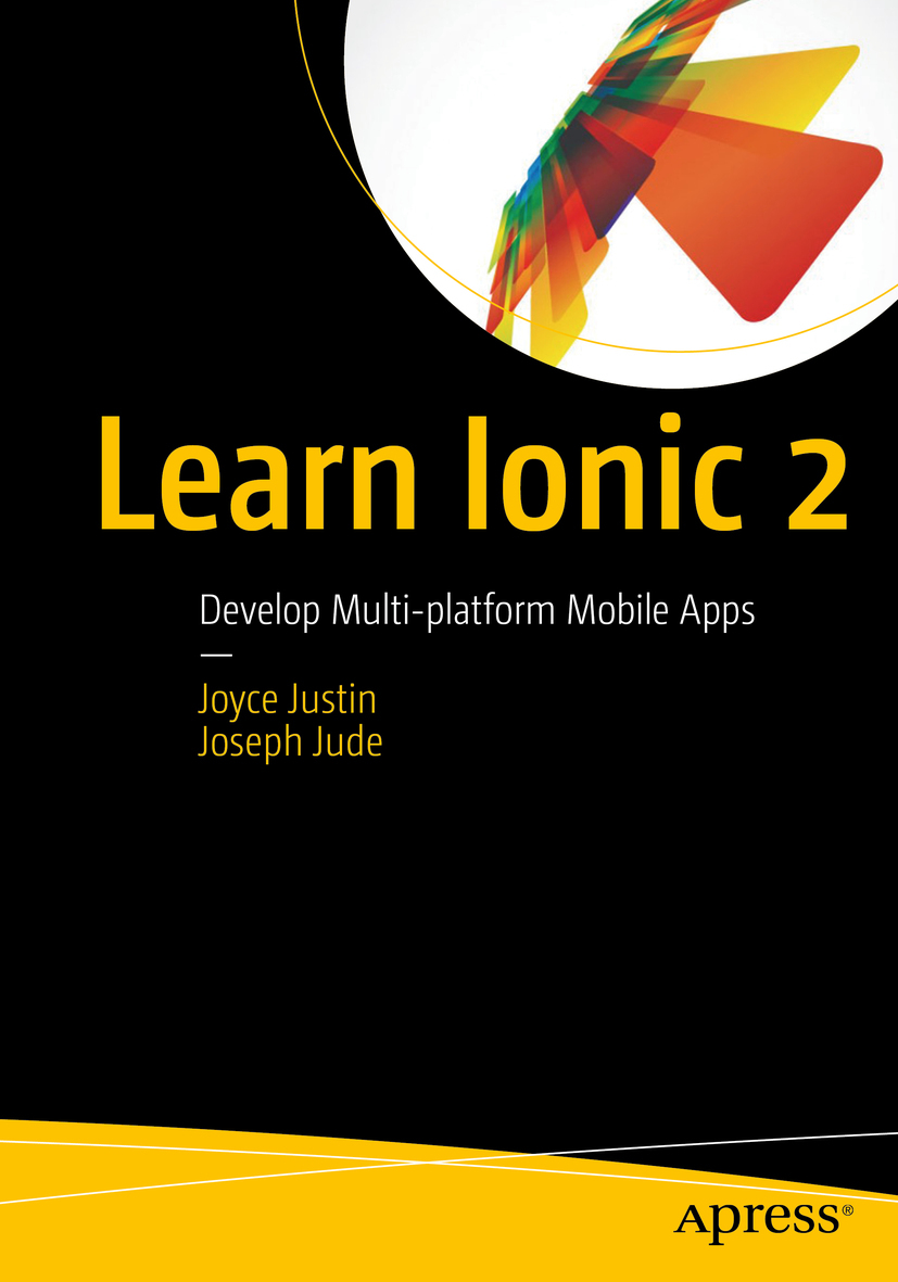 Jude, Joseph - Learn Ionic 2, ebook