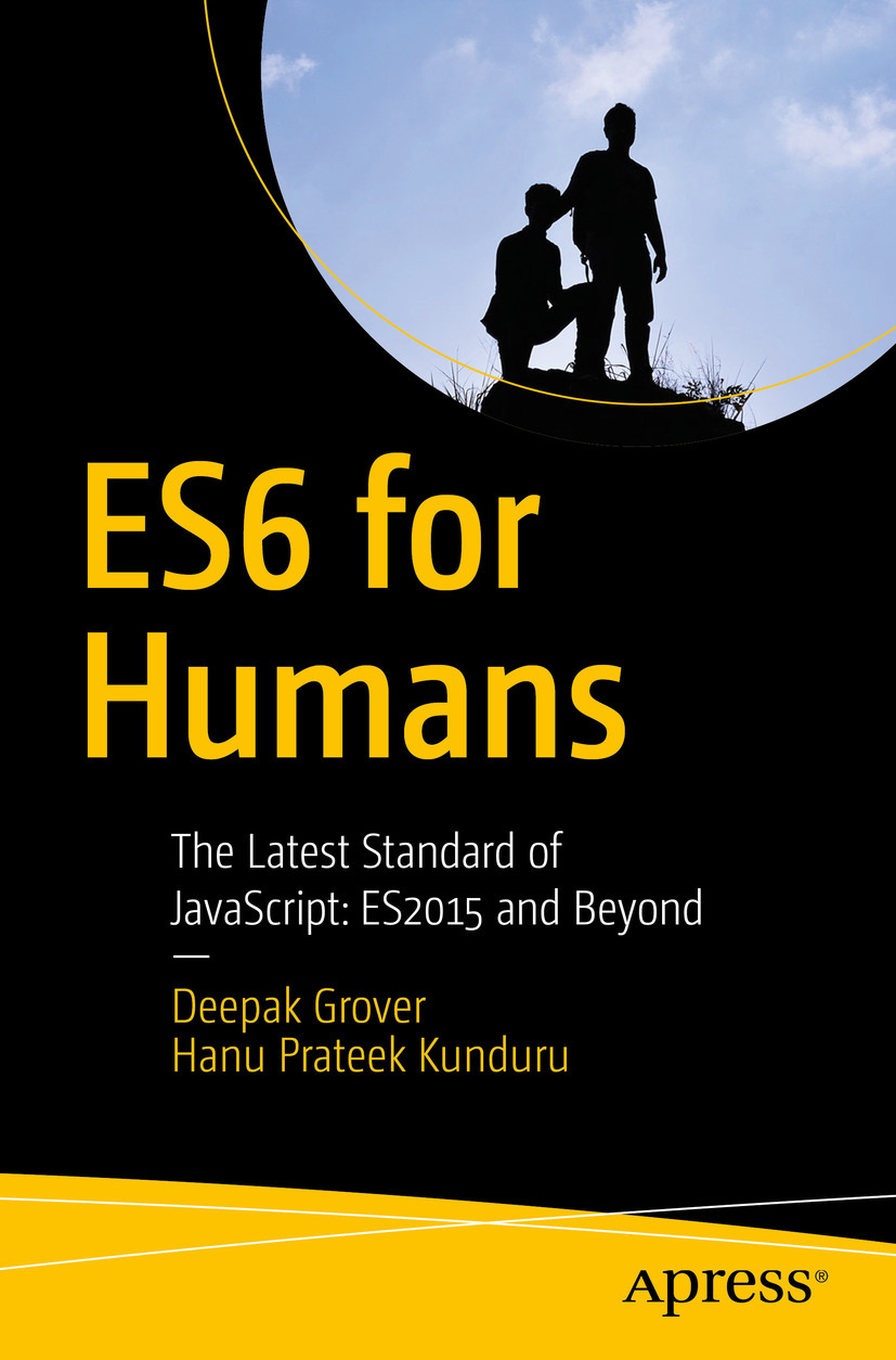 Grover, Deepak - ES6 for Humans, ebook