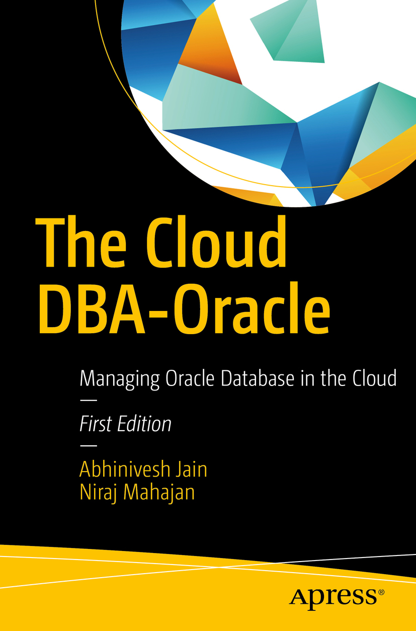 Jain, Abhinivesh - The Cloud DBA-Oracle, ebook