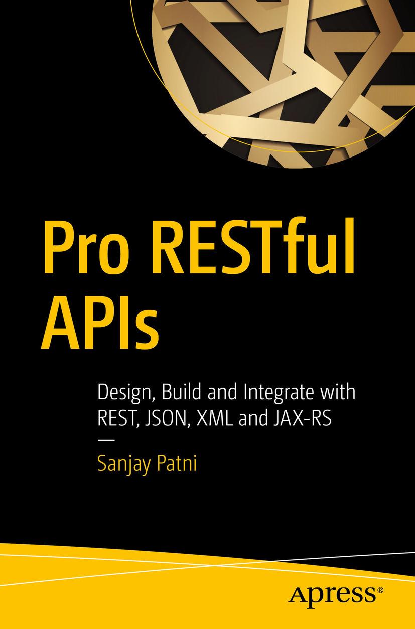 Patni, Sanjay - Pro RESTful APIs, ebook