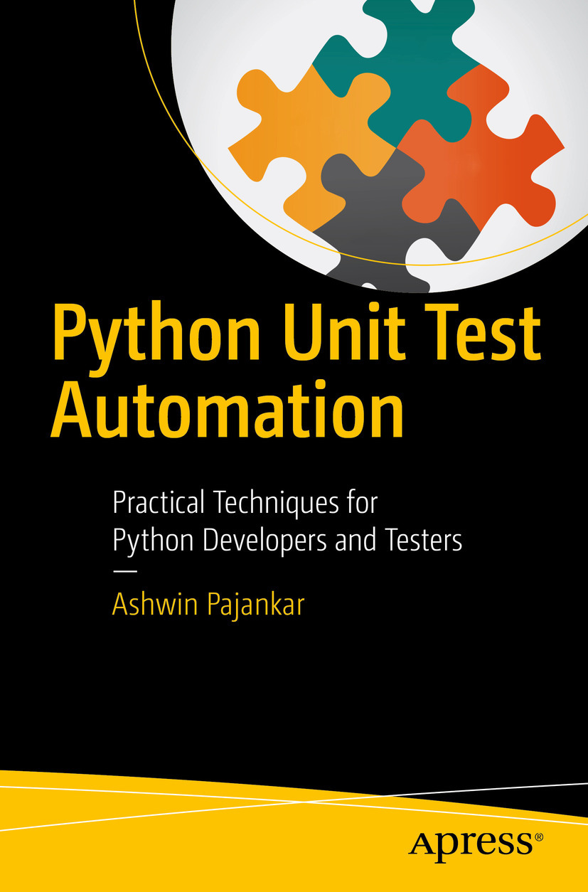 Pajankar, Ashwin - Python Unit Test Automation, ebook