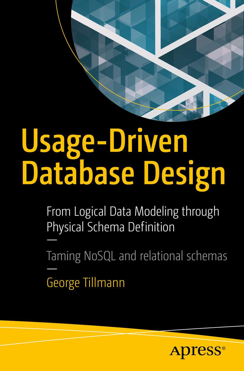 Tillmann, George - Usage-Driven Database Design, ebook