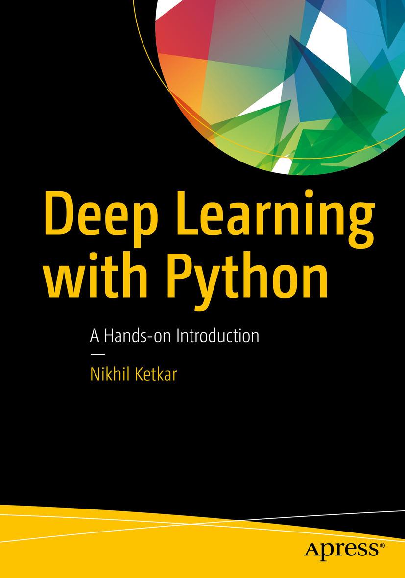Ketkar, Nikhil - Deep Learning with Python, e-kirja