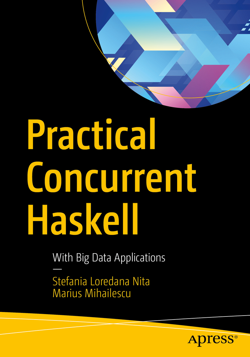 Mihailescu, Marius - Practical Concurrent Haskell, e-kirja