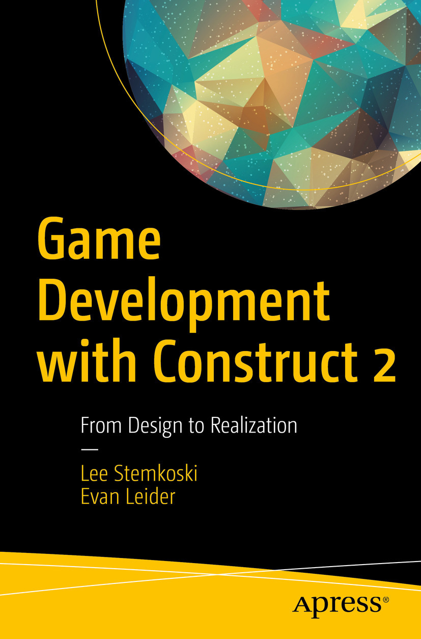 Leider, Evan - Game Development with Construct 2, ebook