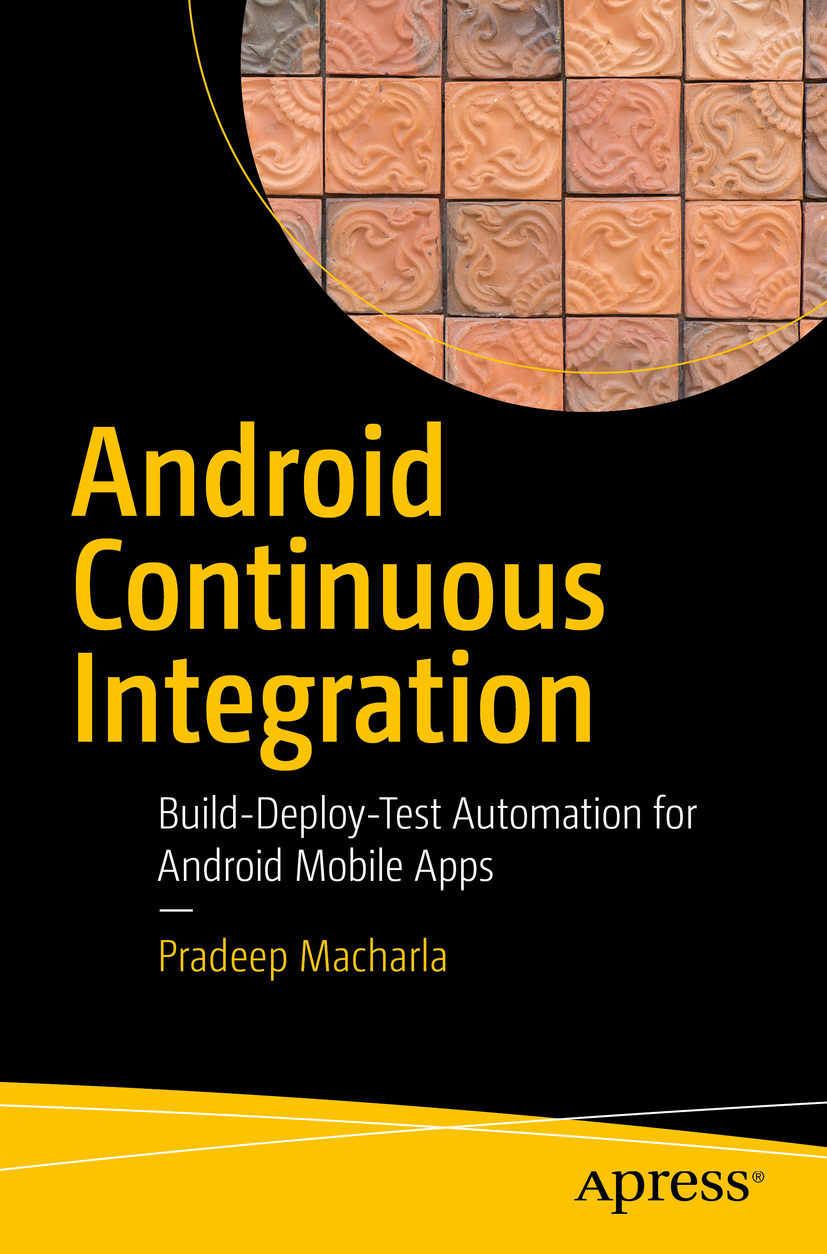 Macharla, Pradeep - Android Continuous Integration, ebook