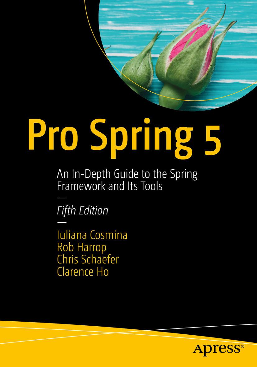 Cosmina, Iuliana - Pro Spring 5, ebook