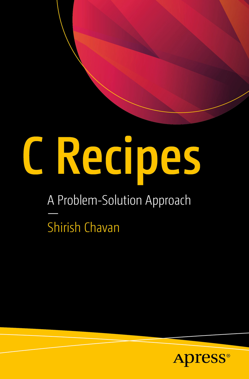 Chavan, Shirish - C Recipes, ebook