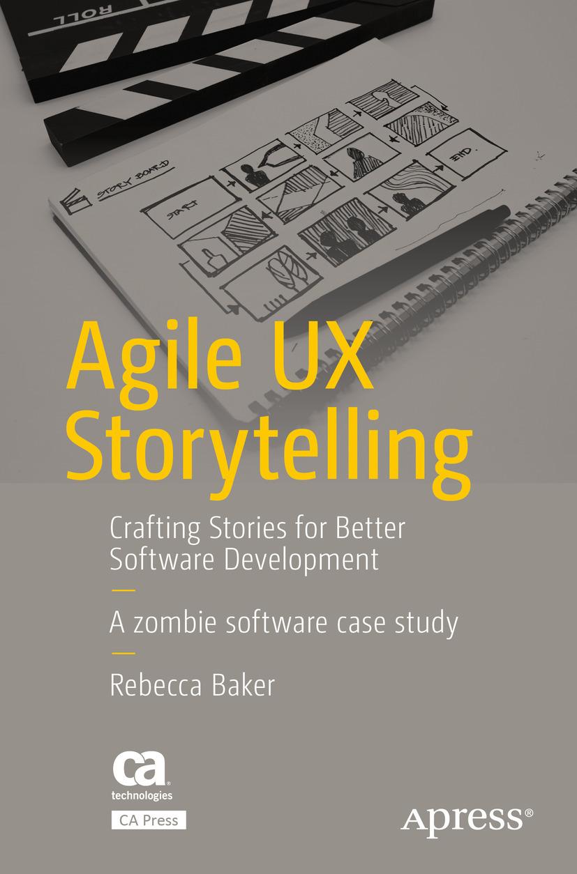 Baker, Rebecca - Agile UX Storytelling, ebook