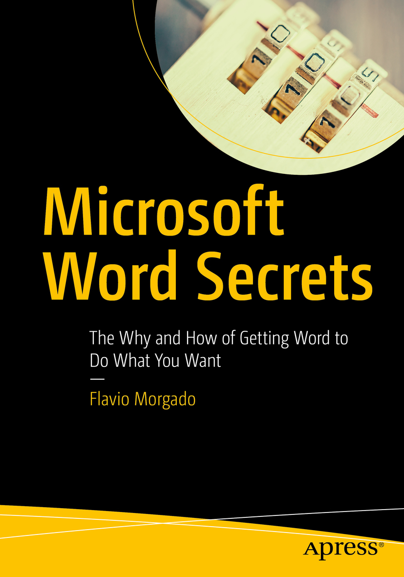 Morgado, Flavio - Microsoft Word Secrets, ebook