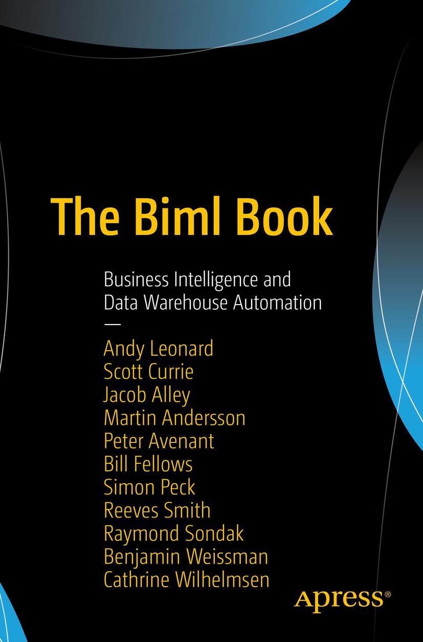 Alley, Jacob - The Biml Book, ebook