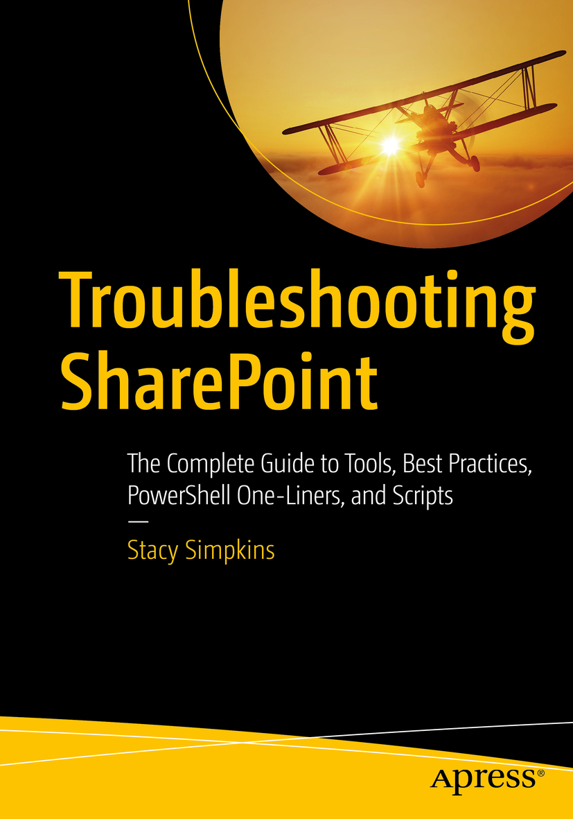 Simpkins, Stacy - Troubleshooting SharePoint, ebook