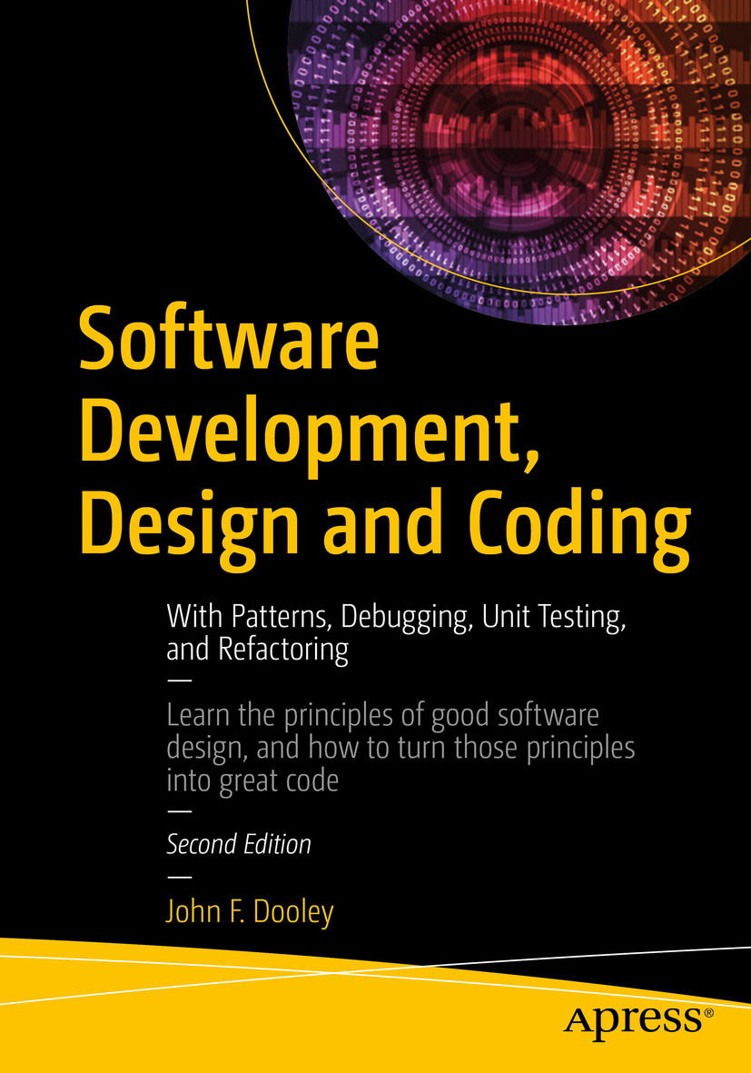 Dooley, John F. - Software Development, Design and Coding, ebook