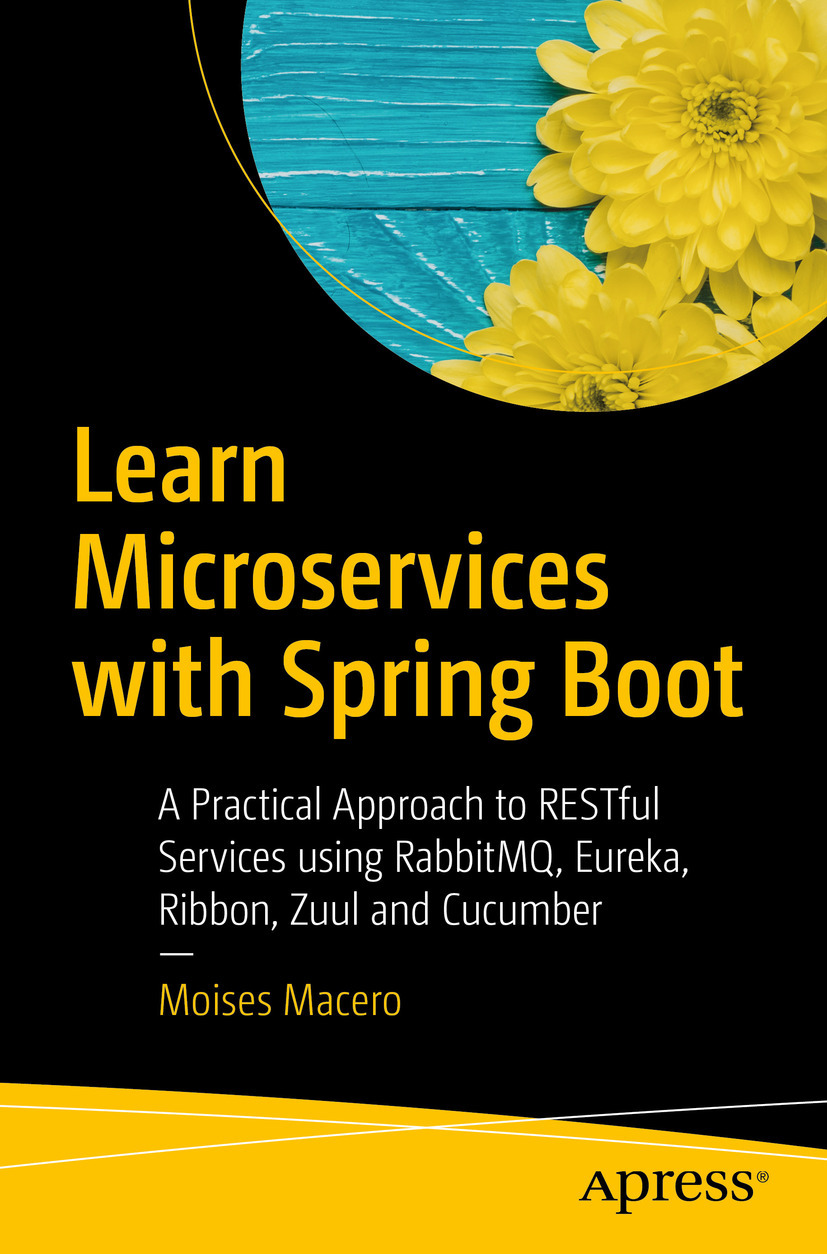 Macero, Moises - Learn Microservices with Spring Boot, ebook