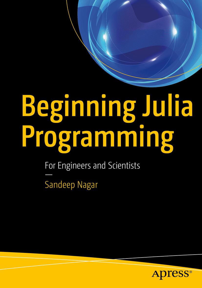 Nagar, Sandeep - Beginning Julia Programming, ebook