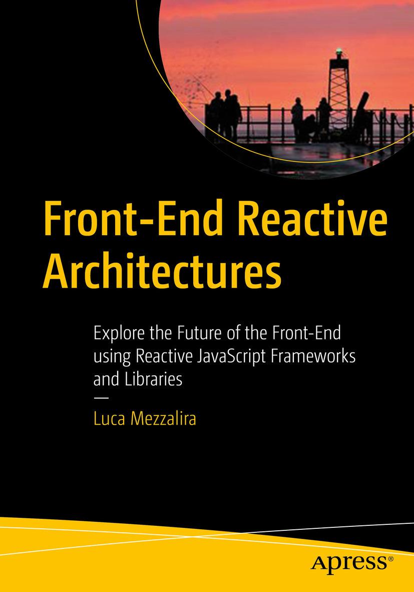 Mezzalira, Luca - Front-End Reactive Architectures, ebook