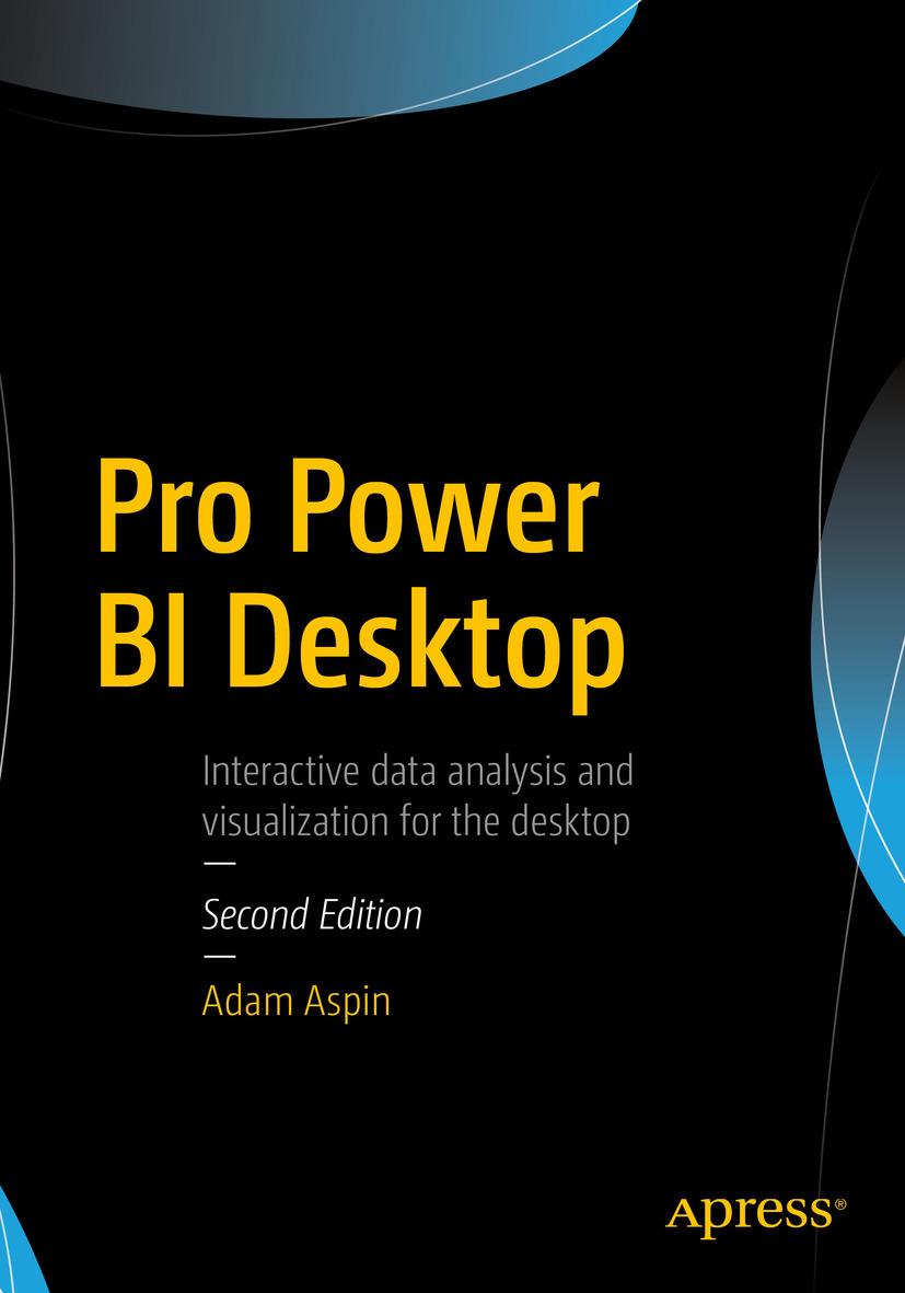 Aspin, Adam - Pro Power BI Desktop, e-kirja