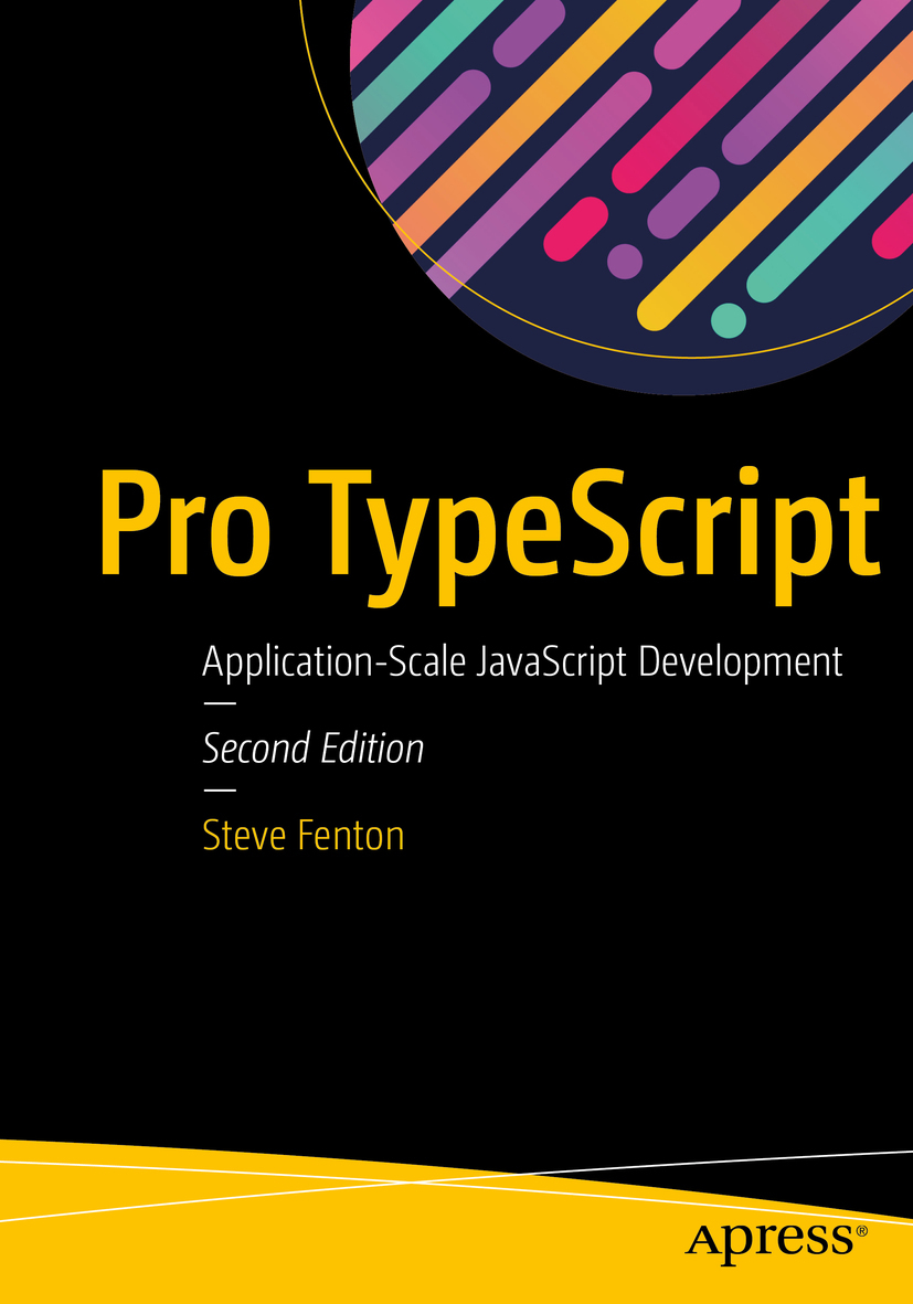 Fenton, Steve - Pro TypeScript, ebook