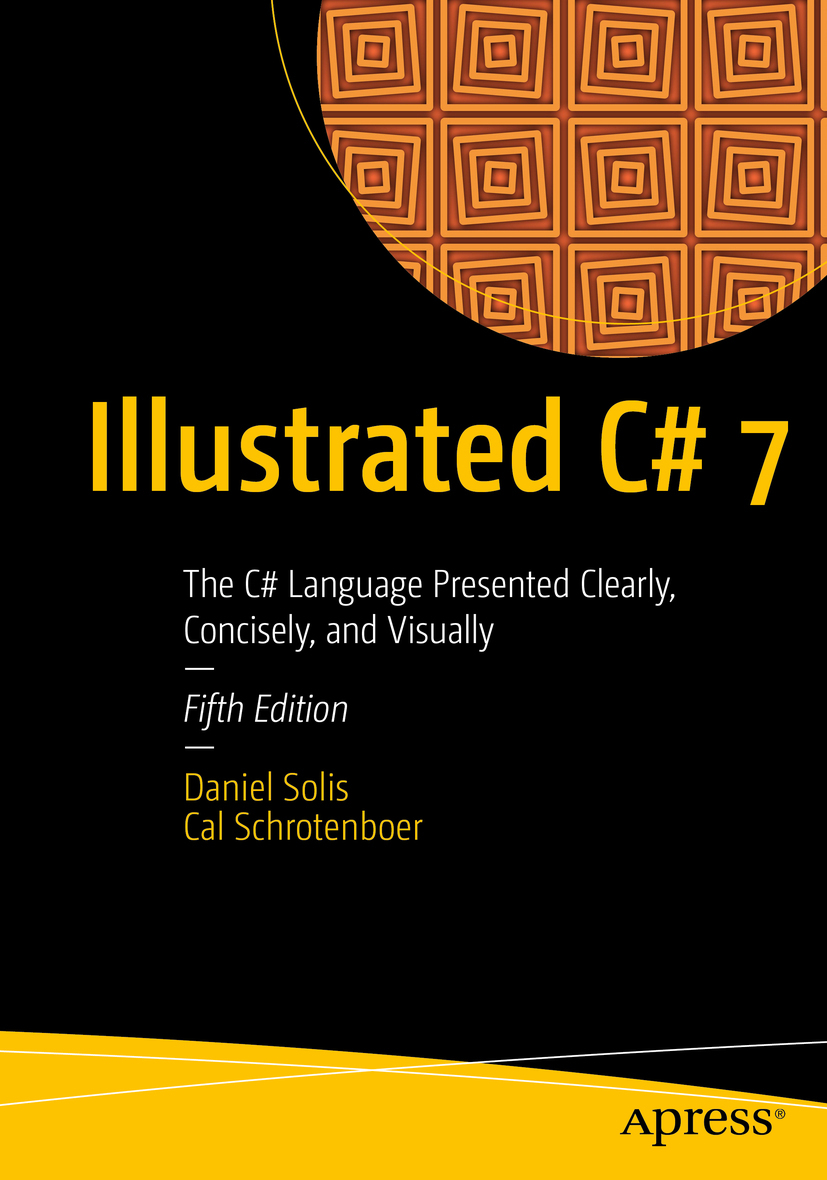Schrotenboer, Cal - Illustrated C# 7, e-kirja