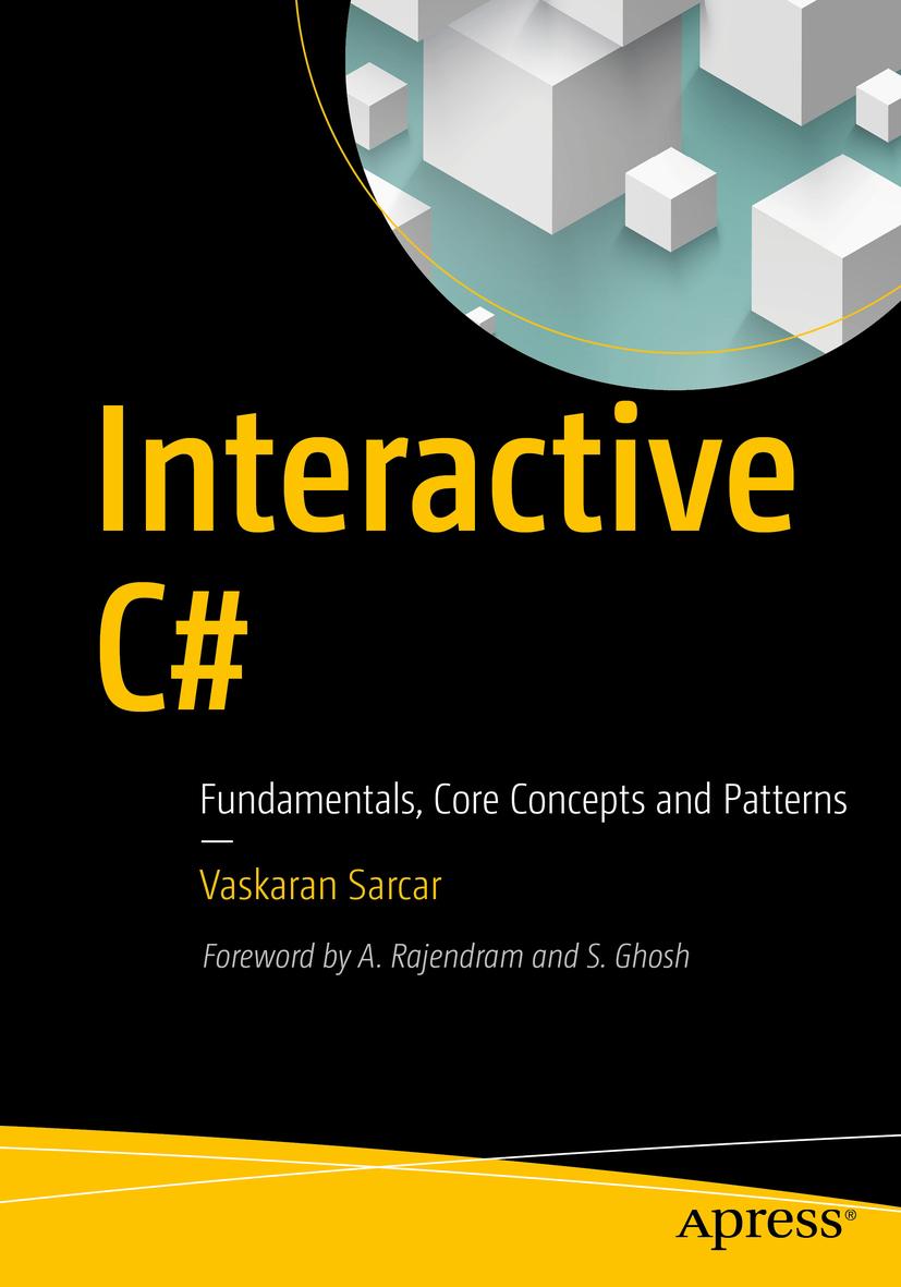 Sarcar, Vaskaran - Interactive C#, ebook