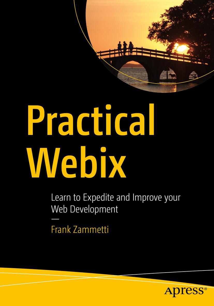 Zammetti, Frank - Practical Webix, e-kirja