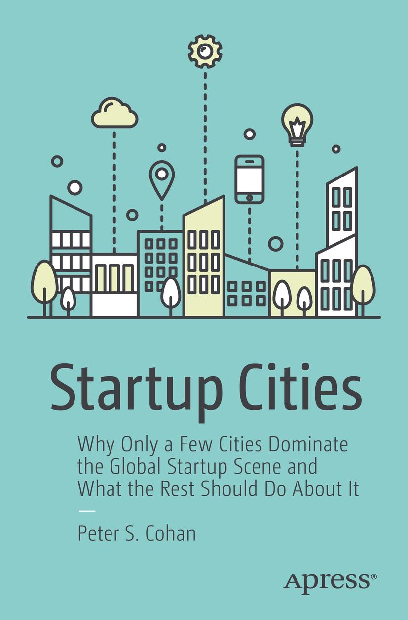 Cohan, Peter S. - Startup Cities, ebook