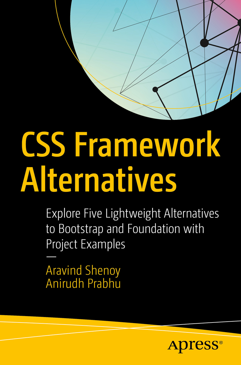 Prabhu, Anirudh - CSS Framework Alternatives, ebook