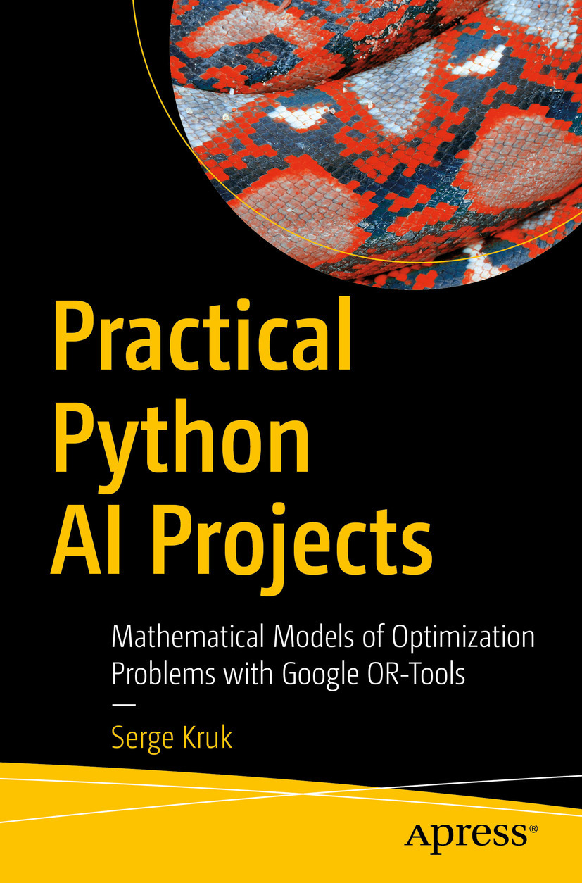 Kruk, Serge - Practical Python AI Projects, ebook