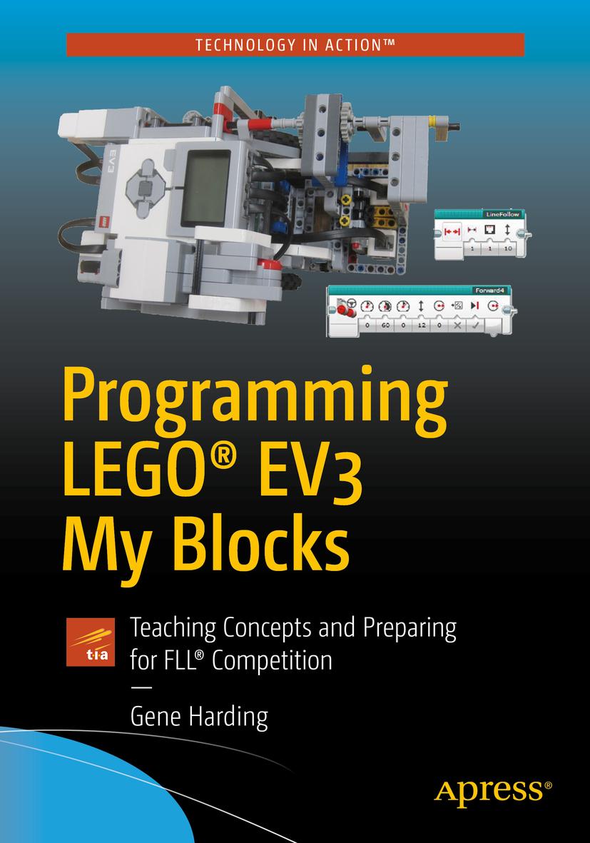 Harding, Gene - Programming LEGO® EV3 My Blocks, ebook