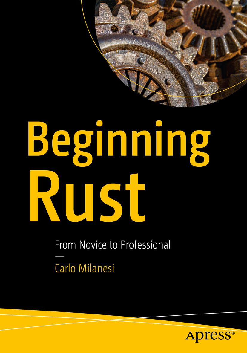 Milanesi, Carlo - Beginning Rust, ebook