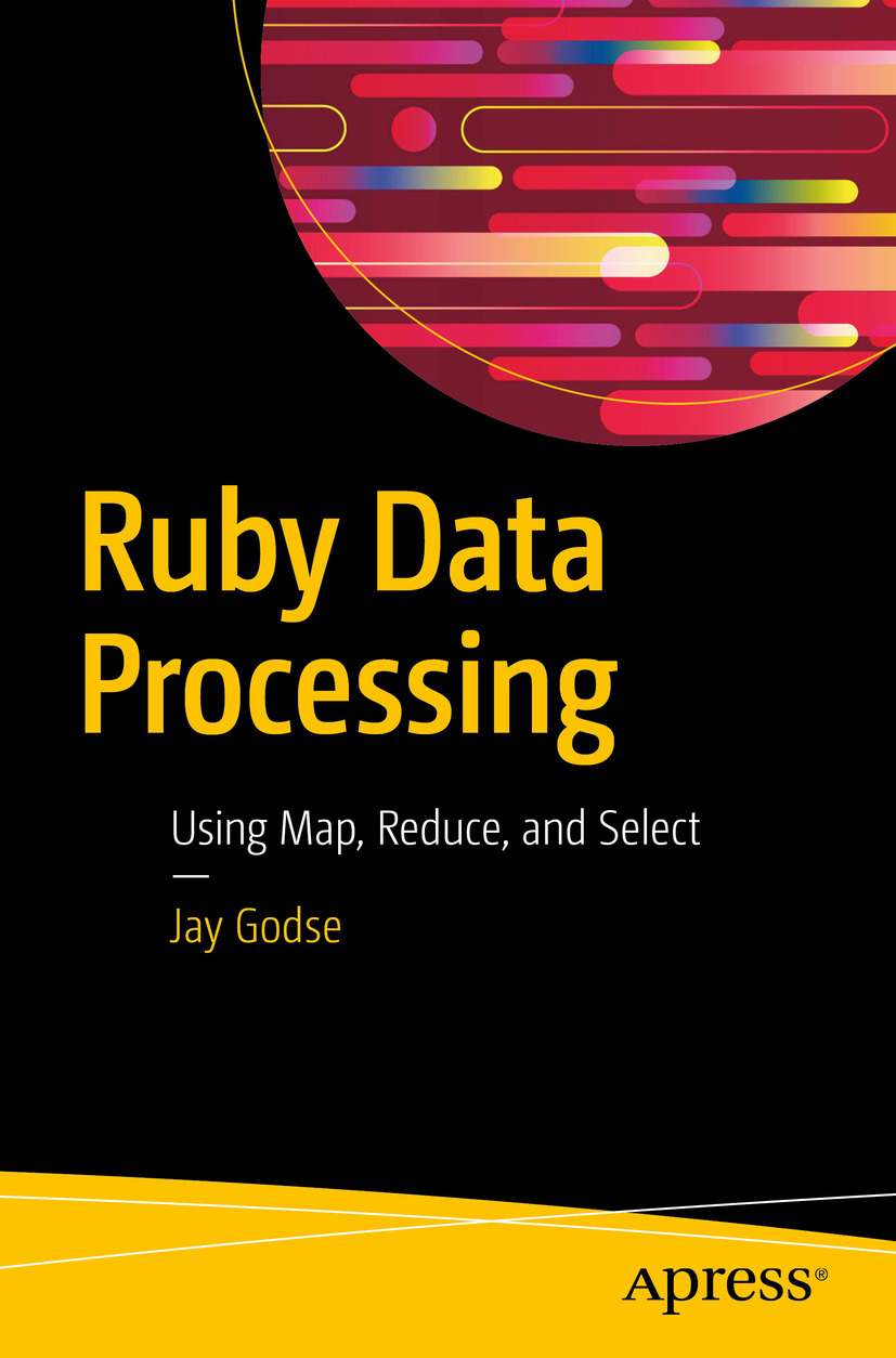 Godse, Jay - Ruby Data Processing, ebook