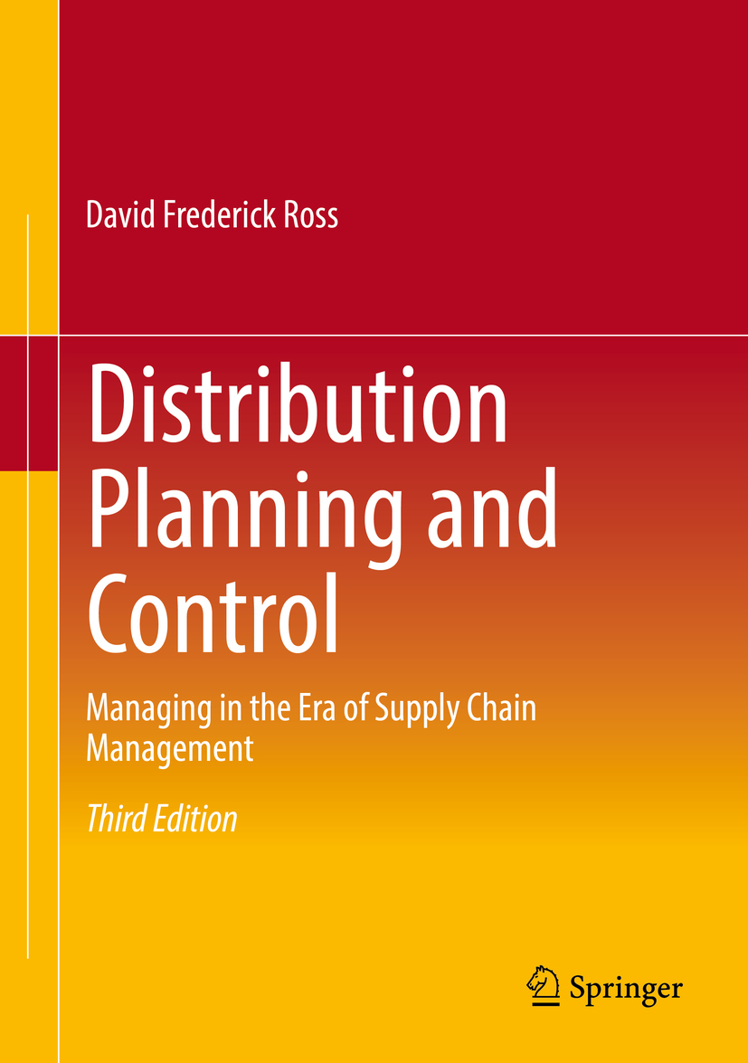 Ross, David Frederick - Distribution Planning and Control, ebook