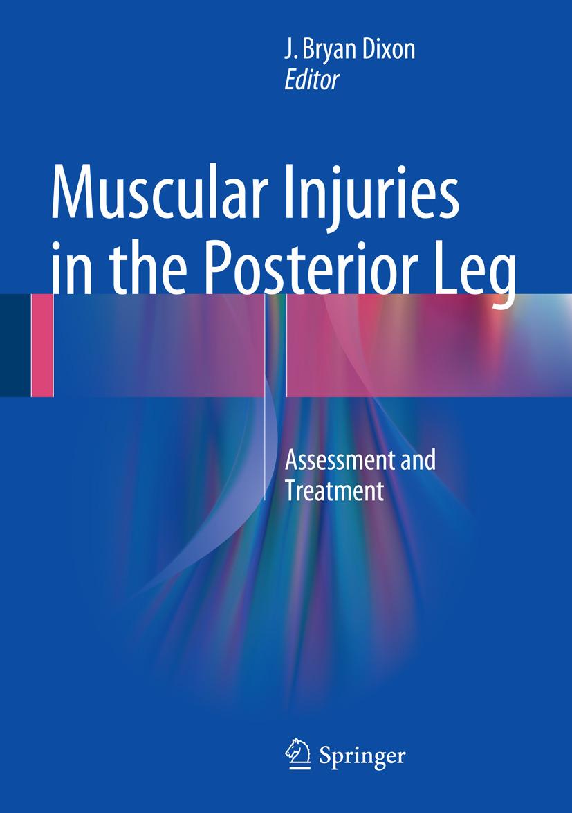 Dixon, J. Bryan - Muscular Injuries in the Posterior Leg, ebook
