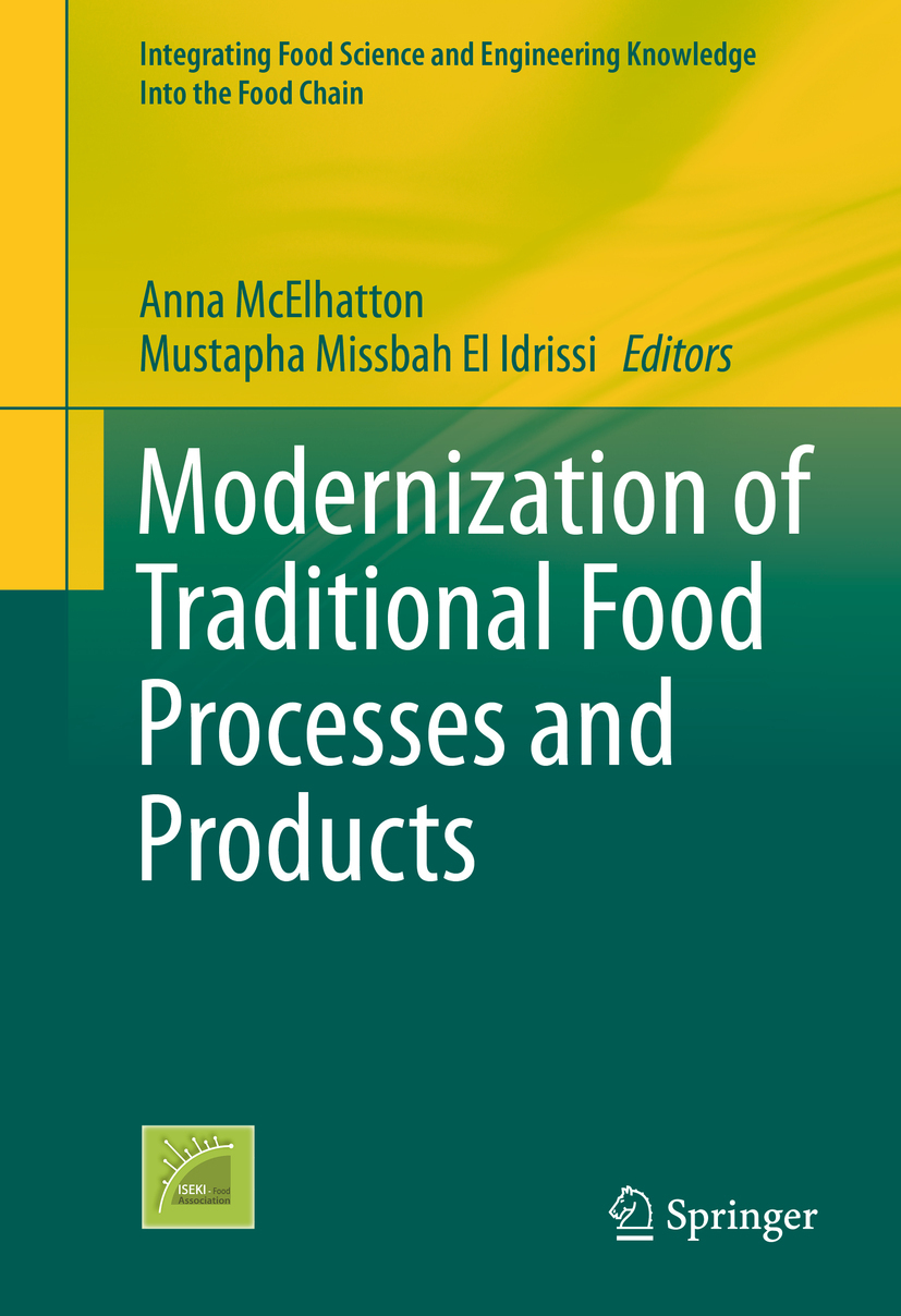 Idrissi, Mustapha Missbah El - Modernization of Traditional Food Processes and Products, ebook