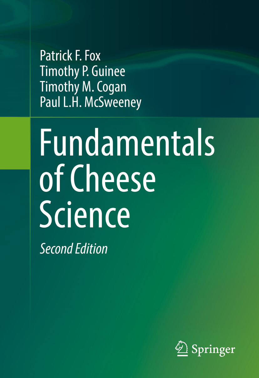 Cogan, Timothy M. - Fundamentals of Cheese Science, ebook