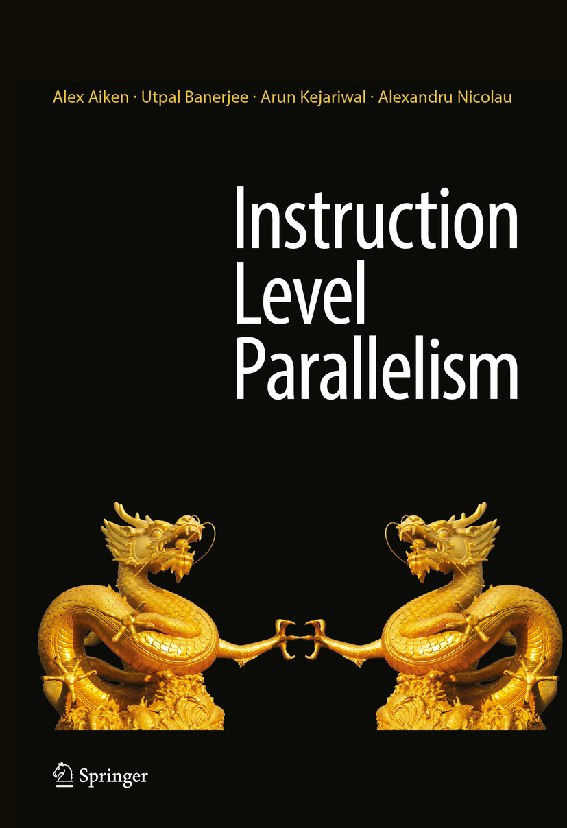 Aiken, Alex - Instruction Level Parallelism, ebook