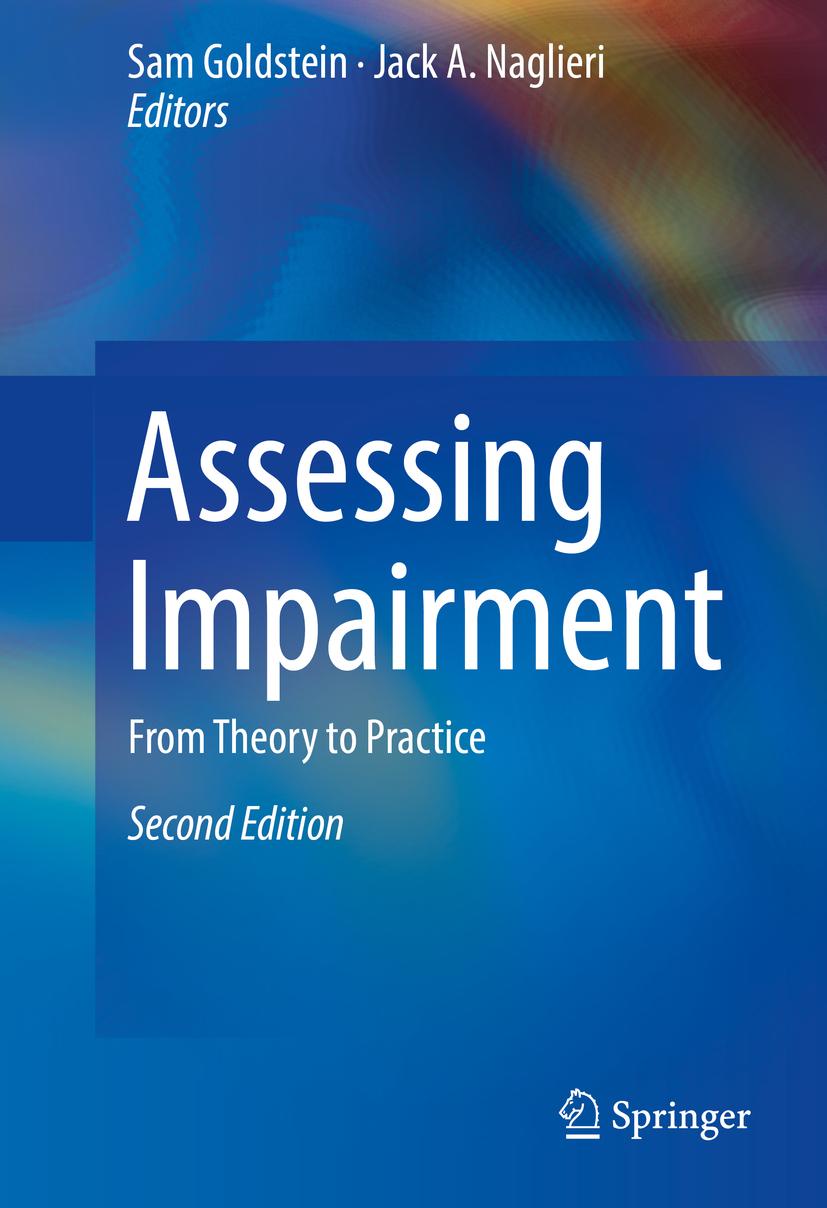 Goldstein, Sam - Assessing Impairment, ebook