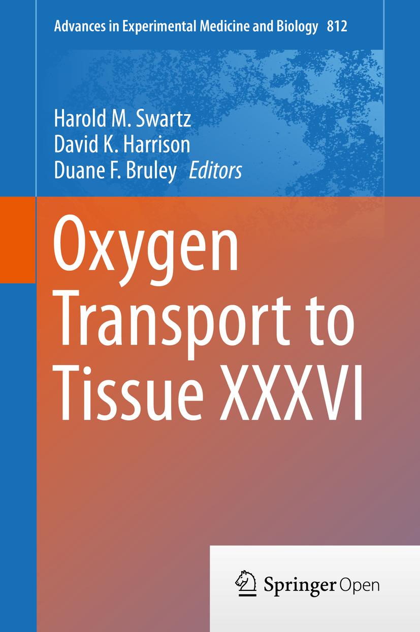Bruley, Duane F. - Oxygen Transport to Tissue XXXVI, e-kirja