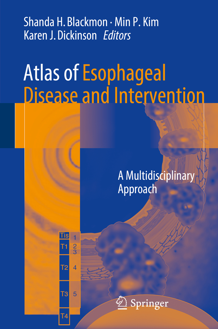 Blackmon, Shanda H. - Atlas of Esophageal Disease and Intervention, ebook
