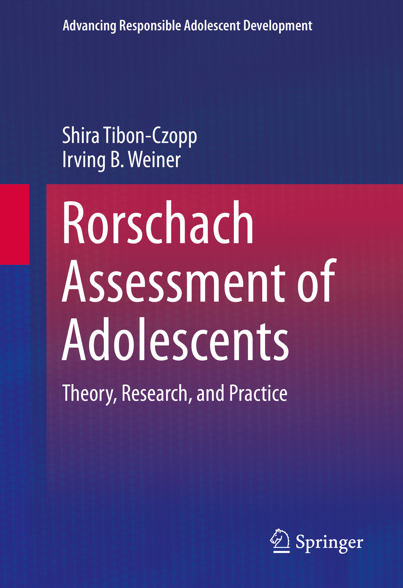 Tibon-Czopp, Shira - Rorschach Assessment of Adolescents, ebook