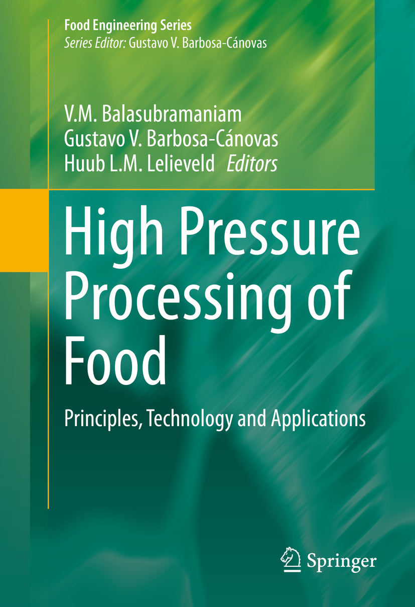 Balasubramaniam, V.M. - High Pressure Processing of Food, e-kirja