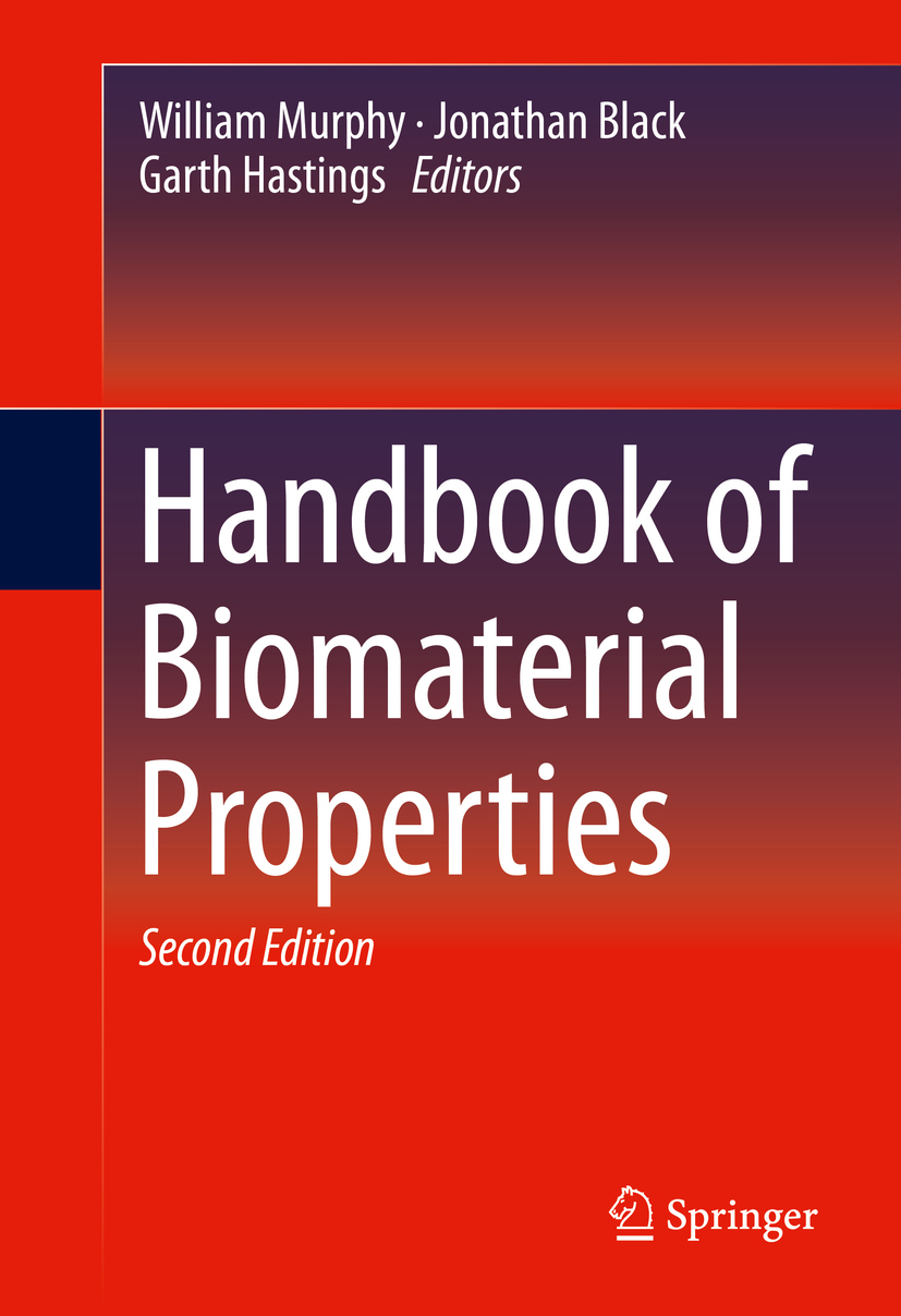 Black, Jonathan - Handbook of Biomaterial Properties, ebook