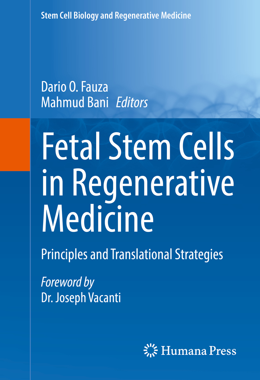 Bani, Mahmud - Fetal Stem Cells in Regenerative Medicine, ebook