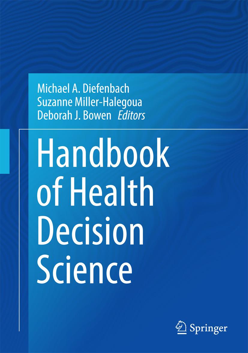 Bowen, Deborah J. - Handbook of Health Decision Science, ebook