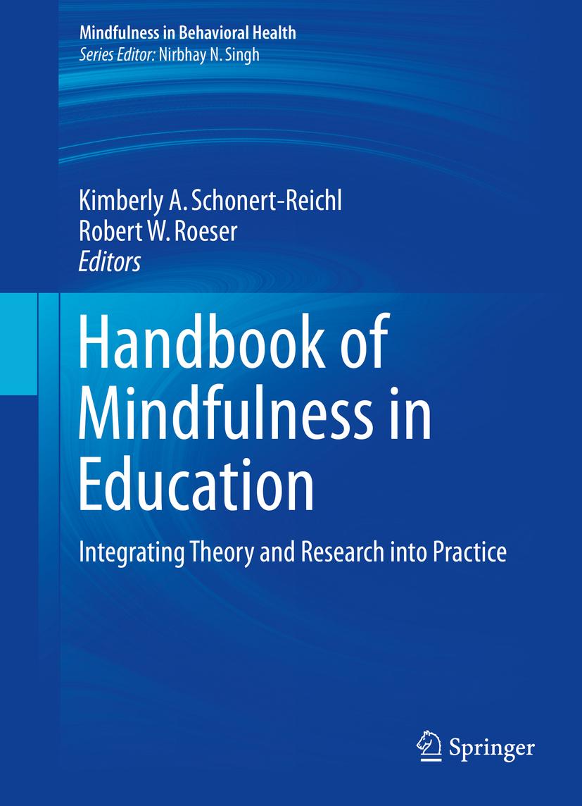 Roeser, Robert W. - Handbook of Mindfulness in Education, ebook