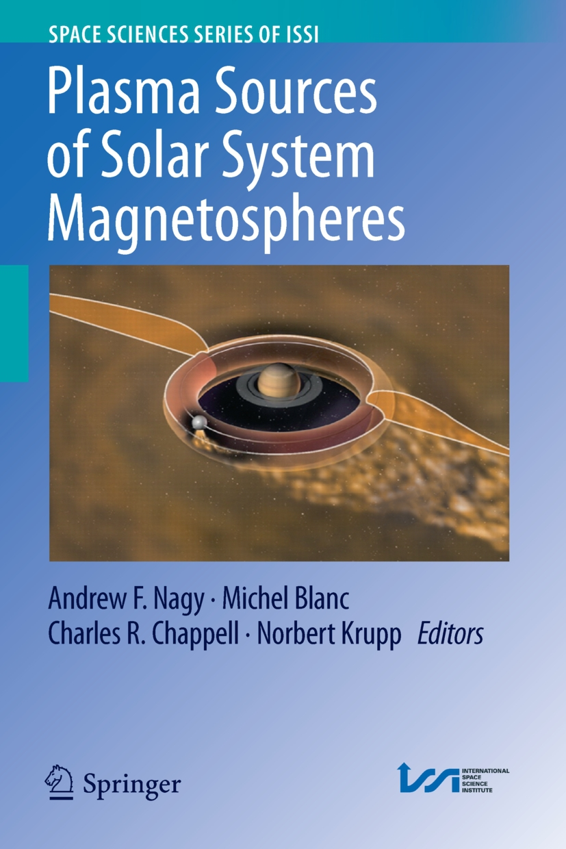 Blanc, Michel - Plasma Sources of Solar System Magnetospheres, ebook